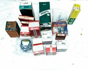 Assorted Lot of 15+ Napa United Allied Duralast Lee NOS Brake Suspension Parts