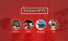 Türknet IPTV 12 AY