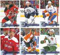2016-17 Upper Deck Series One Hockey - Base Cards - Pick From Card #'s 1-200