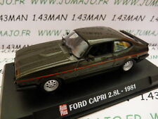 Voiture 1/43 IXO AUTO PLUS : FORD Capri 2.8L 1981