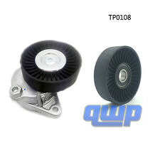 New Drive Belt Idler Pully + Tensioner For Mercedes-Benz W220 W210 W202 W208
