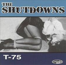 THE SHUTDOWNS T-75 CD 1999 SEALED -- pennywise deviates cigar 98 mute theologian