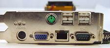 Advantech PCA-6178 REV A2 SBC Single Board Computer w/ 300MHz Pentium 4