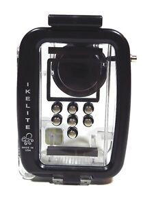 Ikelite 5611.01 Underwater Video Housing Flip Slide HD Camcorder