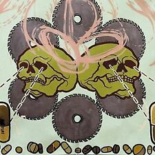 DAMAGED ARTWORK CD Agoraphobic Nosebleed: Frozen Corpse Stuffed With Dope
