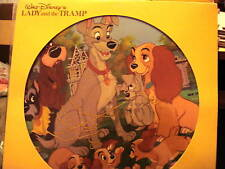 Walt Disney Lady and the Tramp Album