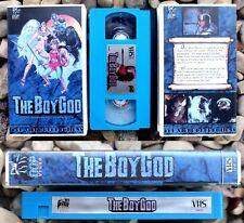 VHS: The Boy God (Stone Boy): rare action fantasy horror