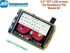 """TFT LCD Touch Screen Display for Raspberry 2&3 / Model B+ 3.2"""" with driver(8GB)"""