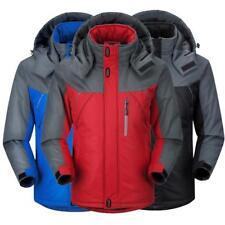 Men's Snow Waterproof Warm Coat Windproof Sports Ski Outdoor Hiking Jacket new