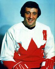 Phil Esposito team Canada 1972 8x10 Photo