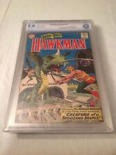 BRAVE AND THE BOLD 34 CBCS 5.0 1ST Silver Age  Hawkman!! NOT CGC