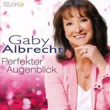 GABY ALBRECHT  -  Perfekter Augenblick (2015)  NEU
