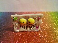 The Grossery Gang Series 2 #105 AWFUL OYSTER SAUCE Blue Mint OOP
