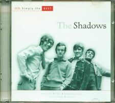 The Shadows - Simply The Best 2X Cd Perfetto