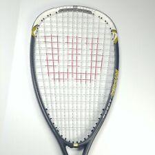 Wilson Hyper Hammer Carbon 145 Squash Racquet Racket Good Condition 145 Grams