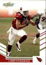 2007 Score Arizona Cardinals TEAM SET Leinart Anquan Boldin Larry Fitzgerald 14
