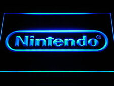 Nintendo Video Game Room LED Neon Sign Light Gaming