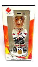 Calgary Flames Allan MacInnis Hockey 1991 Winter Olympics Gold Medal Bobble Head
