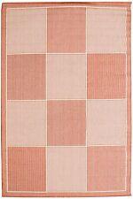 Flatweave Indoor / Outdoor Rugs Contemporary Design 4021 Patio Camp Deck Carpets