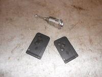 Schließzylinder links Schlüsselkarte Renault Megane 2 II Bj.2006-2009