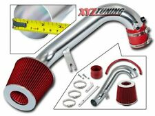 """2.5"""" RED JDM Short Ram Air Intake Induction Kit + Filter For 01-05 Civic 1.7L L4"""