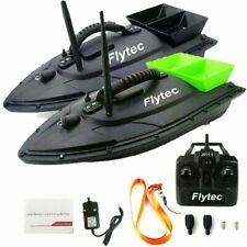 5200MAH Fishing Bait RC Boat Double Motors 500m Remote Fish Finder Searchlight