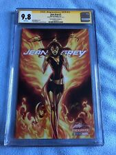 Jean Grey #1 CGC SS 9.8 J Scott Campbell Exclusive Cover C Only 1440 Copies