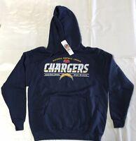 San Diego Chargers Hoodie Sweatshirt NEW