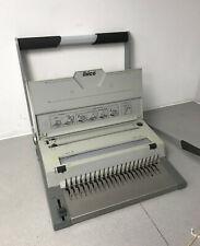 ibico ibimaster 400 Multi Functional comb wire Binding Machine 4 hole punch
