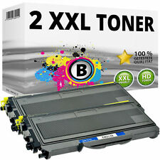 2 TONER kompatibel BROTHER HL-2140 2150N DCP 7030 7040 MFC 7320 7340 7440N 7840W