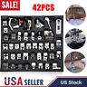 Domestic 42PCS Sewing Machine Presser Feet Foot Tool Kit Set For Brother Singer
