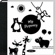 My Pregnancy Journal Pregnancy Diary Baby Log Book 9 months AU SELLER