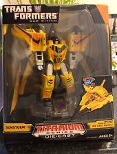 Hasbro Transformers Titanium Series Die-Cast new MISB Decepticon Sunstorm