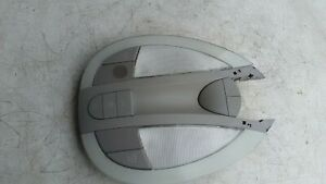 MERCEDES BENZ CLS 320 CD 2007 W219 FRONT INTERIOR ROOF READING LIGHT A2198201201