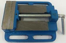 Morsa piatta da banco 75 mm, morsa per trapano a colonna o normale.EN-26805