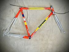 Look Kg 243 / Colombus Neuron Frame, 53/54, Very Rare Shimano Bottom Brackers