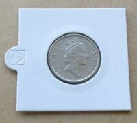 AUSTRALIAN  DECIMAL..1991  10 CENT COIN....*** LOW MINTAGE COIN...KEY DATE ***