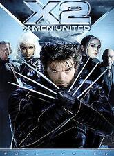 X2 - X-Men United (Full Screen Edition) Dvd, Alan Cumming, Rebecca Romijn, James