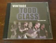 Vintage Todd Glass And Other Crap - Stand Up Comedy - Undated