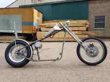 HARLEY SPORTSTER CHOPPER RIGID FRAME. FENLAND CHOPPERS