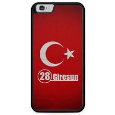 iPhone 6 6s Hülle SILIKON Case Giresun 28 Türkei Türkiye Cover Schale