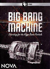 NOVA: Big Bang Machine (DVD, 2015)