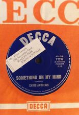 45rpm single - Chris Andrews - Something On My Mind/I'll Do The Best I Can (Exc)