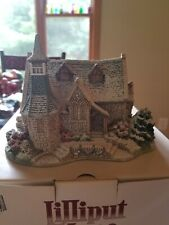 Lilliput Lane Holy Night American Landmarks Collection 1994 With Deed (England)