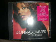 RARE LIMITED CD  DONNA SUMMER I Will go with you MIXES  6TRX  PART 2   EPIC