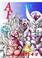 Doujinshi Dragon Ball AF DBAF After the Future vol.13 (Young jijii) 76 pages NEW