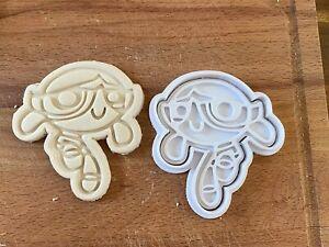 Buttercup 2pc Cookie Cutter (3) Power Puff Girls
