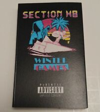 Section H8 Winter Games Cassette hardcore Gulch Cold World Nomads