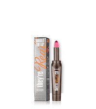 Authentic Benefit They're Real Double the Lip -Lipstick- Pink Thrills Mini Size