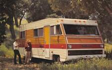 SOUTHWIND MOTOR HOMES Vintage RV Advertising 1974 Postcard